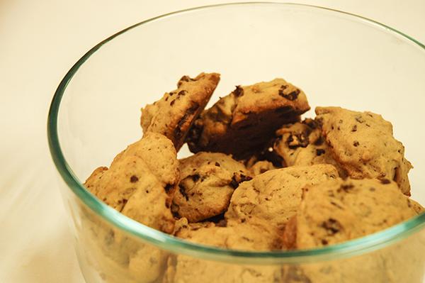Biscuits épicés au rhum