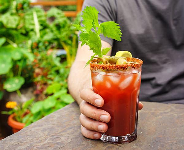 Bloody Caesar BBQ