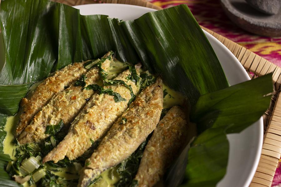 Cari cambodgien de poisson