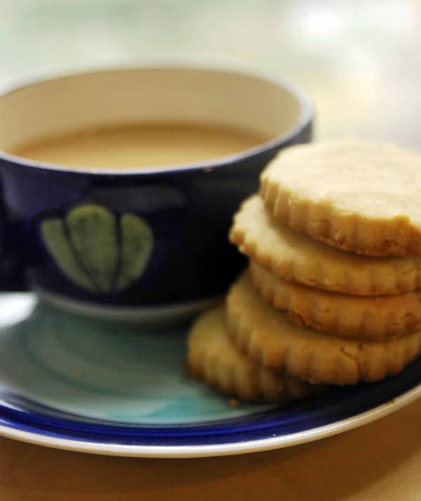Biscuits chaï au beurre