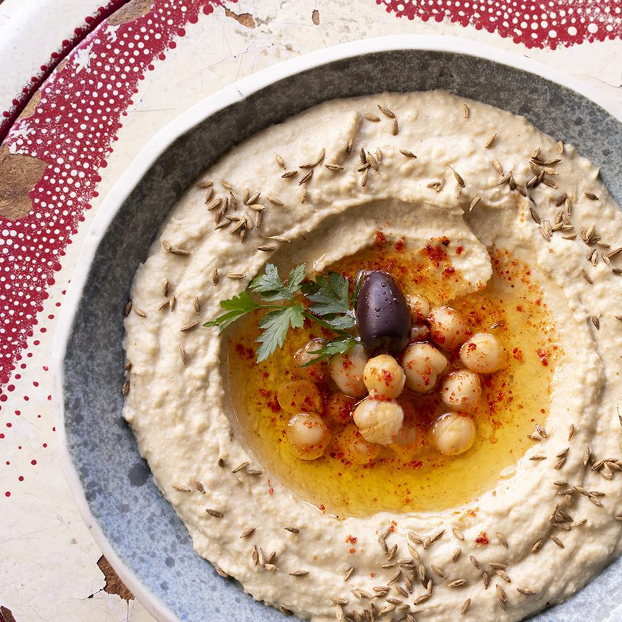 Hummus classique