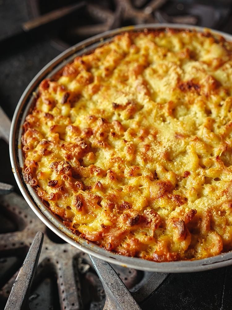 Macaroni Pie créole