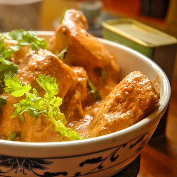 Poulet au beurre des Dhabas d'Amritsar