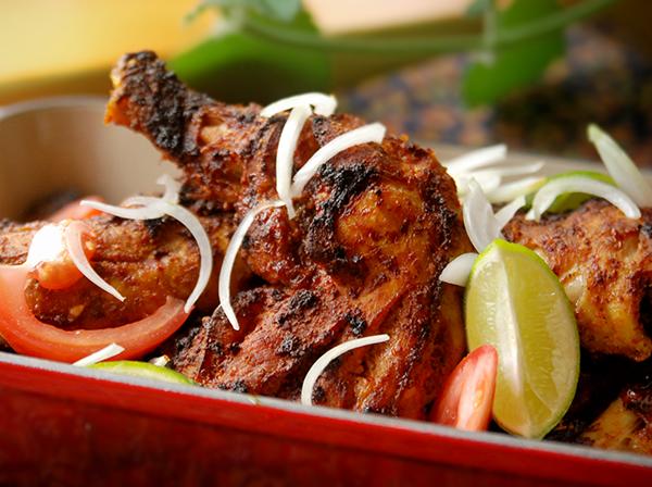 Poulet Tandoori Recette Épices De Cru - Cuisine indienne poulet tandoori
