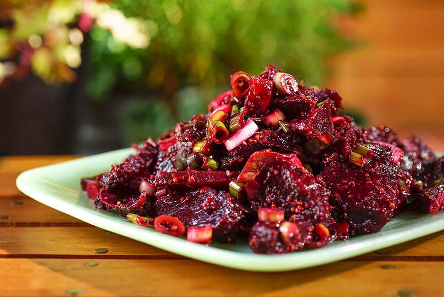 Beets Apicius Salad