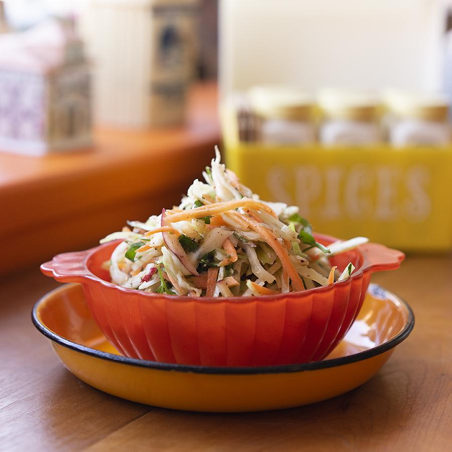 Salade de chou nordique