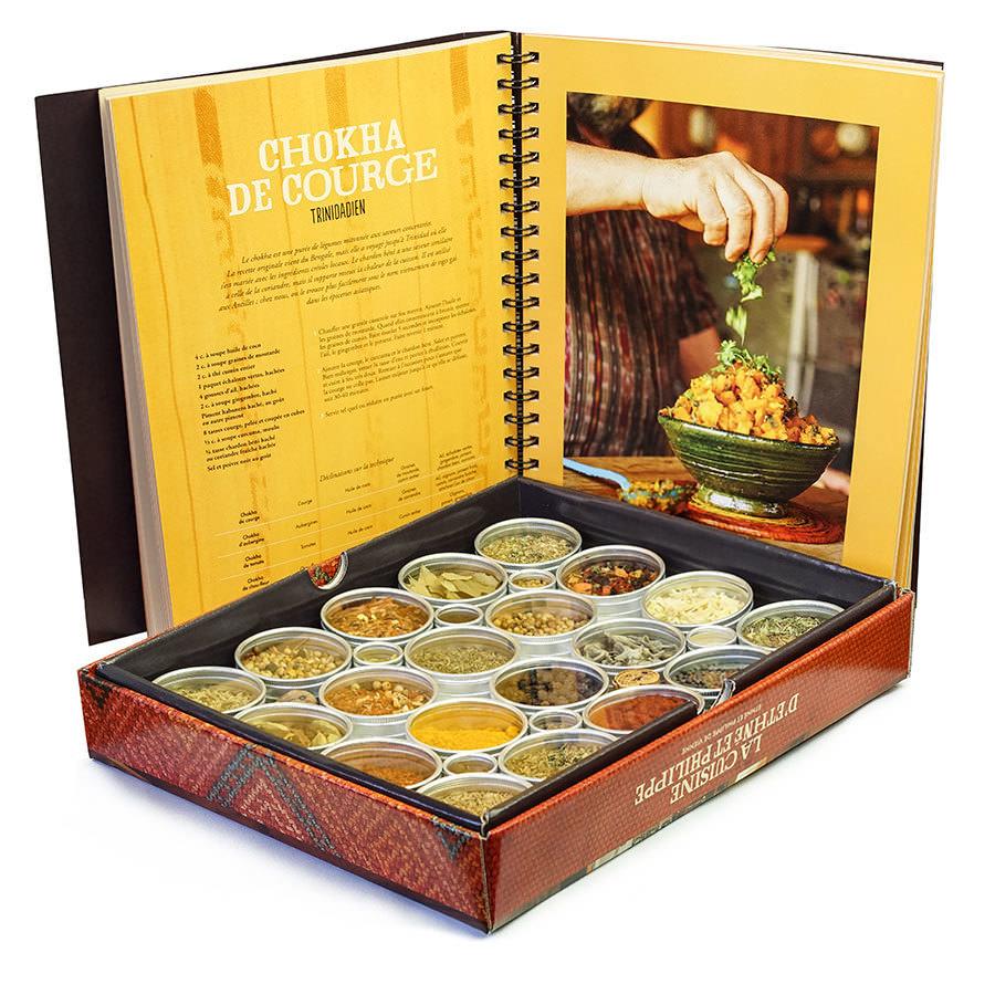 La cuisine d ethn et philippe livre acheter en ligne - Livre de cuisine en ligne ...